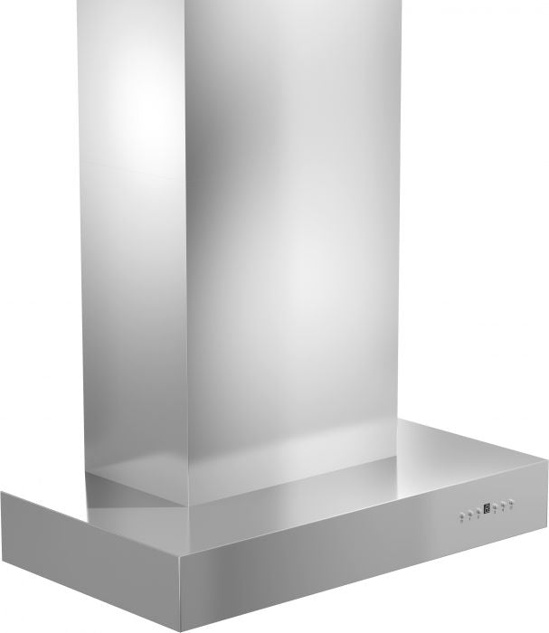 ZLINE 30 in. 900 CFM Professional Wall Mount Range Hood in Stainless Steel (KECOM-30)