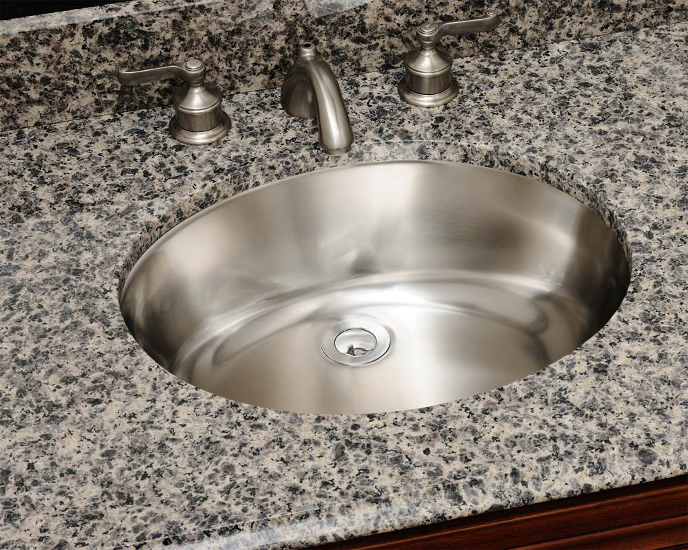 P7191 Stainless Steel Vanity Sink