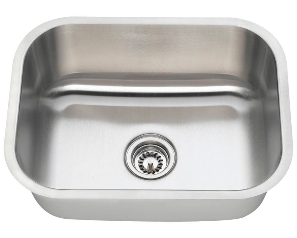 P8132 Single Bowl Stainless Steel Kitchen Sink