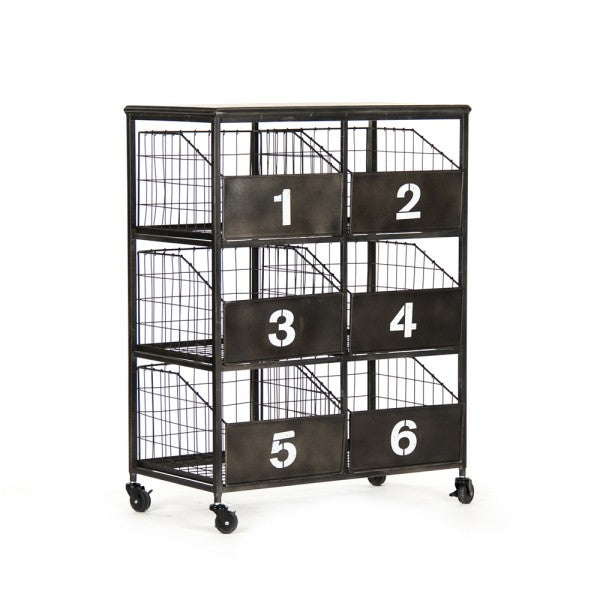 Claudio Storage Cart