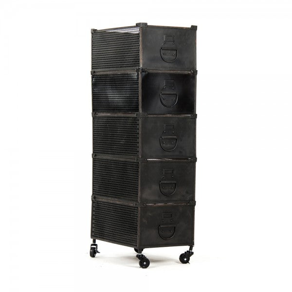 Jaim Metal Storage Stack