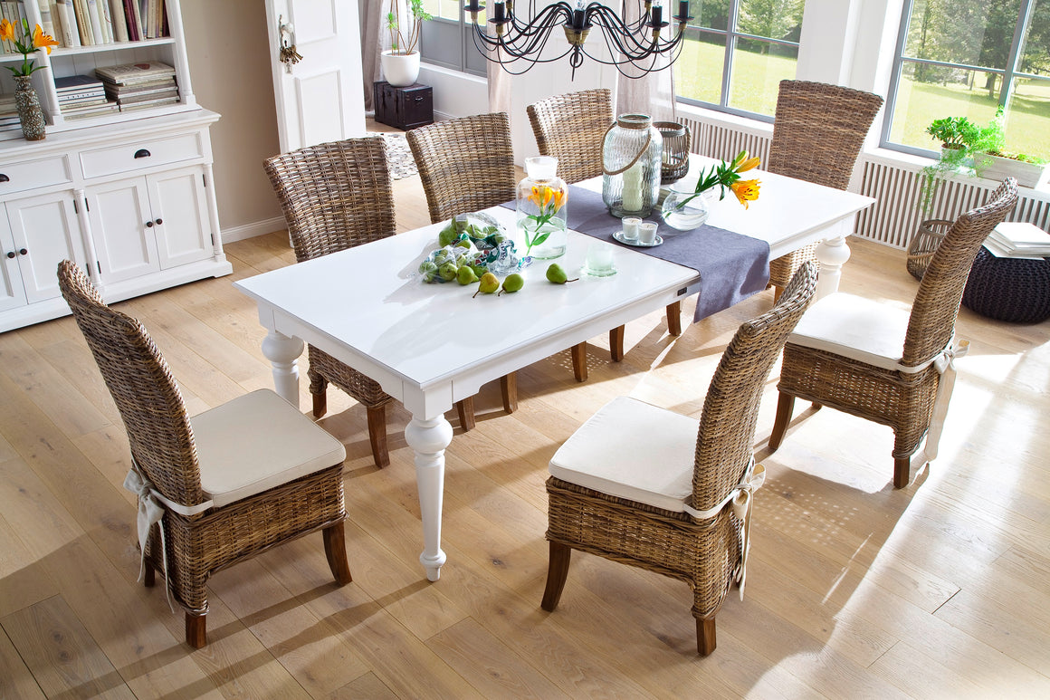 Provence T784 Dining Table, 94""