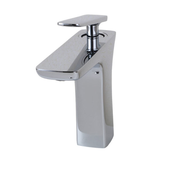 ZY1013-C Legion Furniture Single Hole Single Handle Bathroom Faucet with Drain Assembly