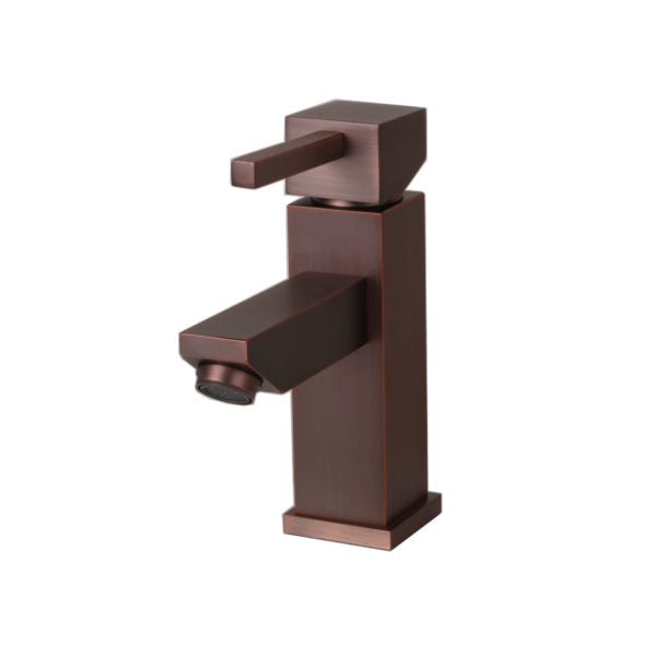 ZY6001-BB Legion Furniture Single Hole Single Handle Bathroom Faucet with Drain Assembly