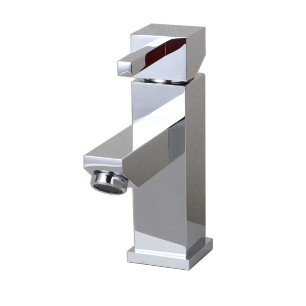 ZY6001-C Legion Furniture Single Hole Single Handle Bathroom Faucet with Drain Assembly