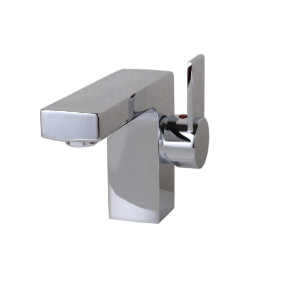 ZY6053-C Legion Furniture Single Hole Single Handle Bathroom Faucet with Drain Assembly