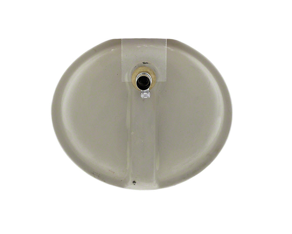 PUPMBL Porcelain Bathroom Sink