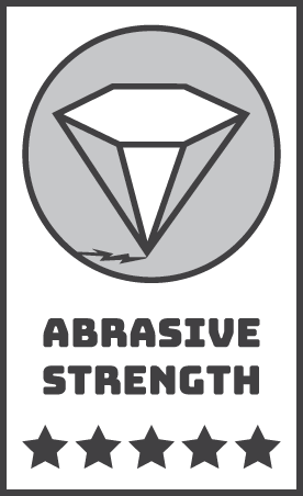 Micro Abrasive Strength