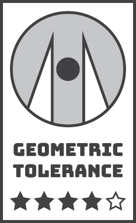 Gun Metal Geometric Tolerance