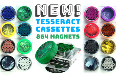 New Tesseract Cassettes