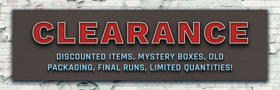 Clearance Neoballs limited quantity Mystery Boxes, Old Packaging, Final runs, discounted items