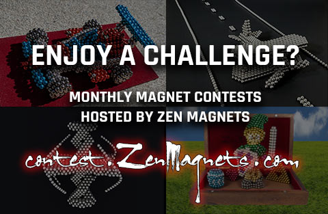 zen magnets contests
