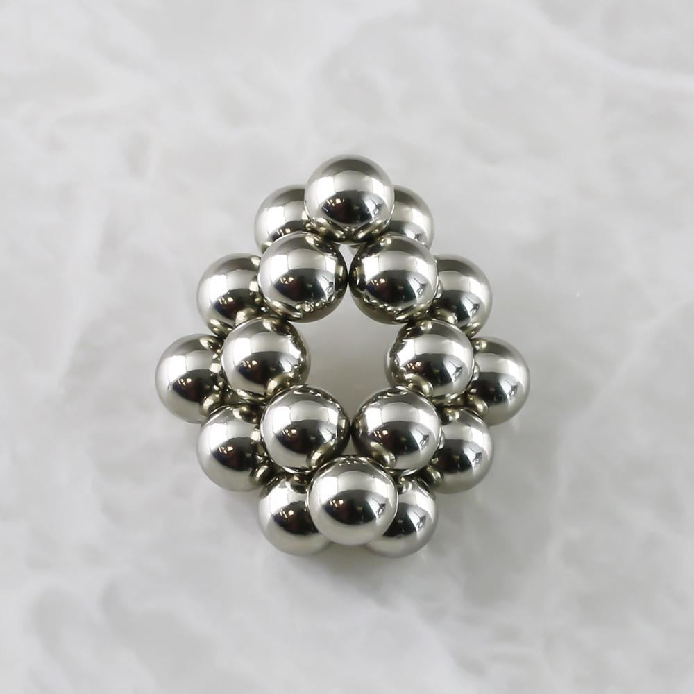 nickel neoballs sculpture magnet spheres