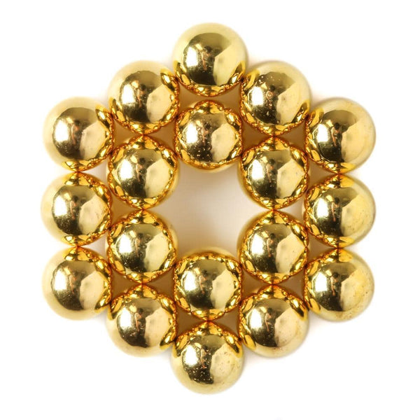 18 Hex: 22k-Gold Neoballs
