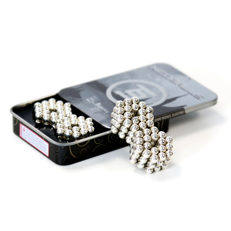 Neoballs 216 Nickel Magnetic Balls by Zen Magnets