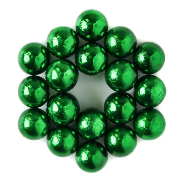 18 Hex: Green Neoballs