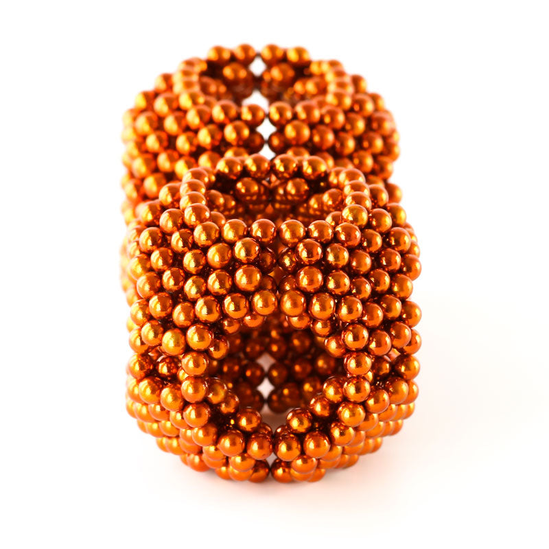 864 Orange Neoballs Magnetic Balls by Zen Magnets