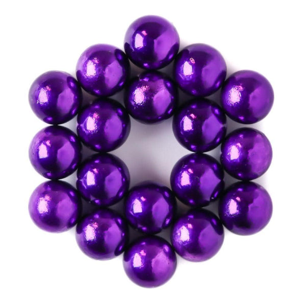 18 Hex: Purple Neoballs