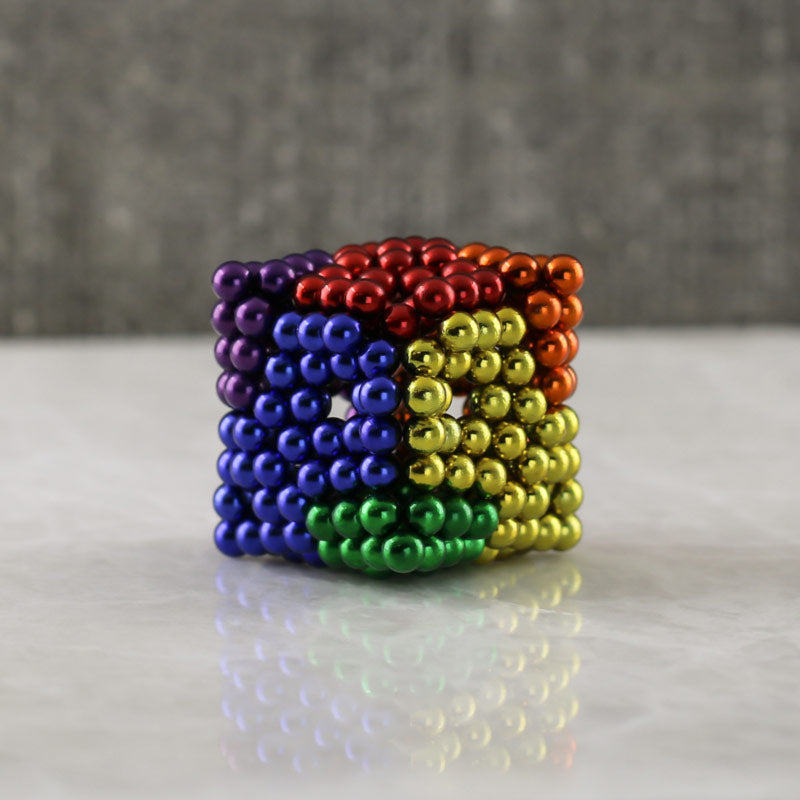 rainbow mixed neoballs set 216 magnet balls