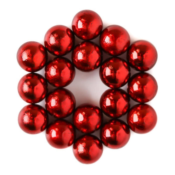 18 Hex: Red Neoballs