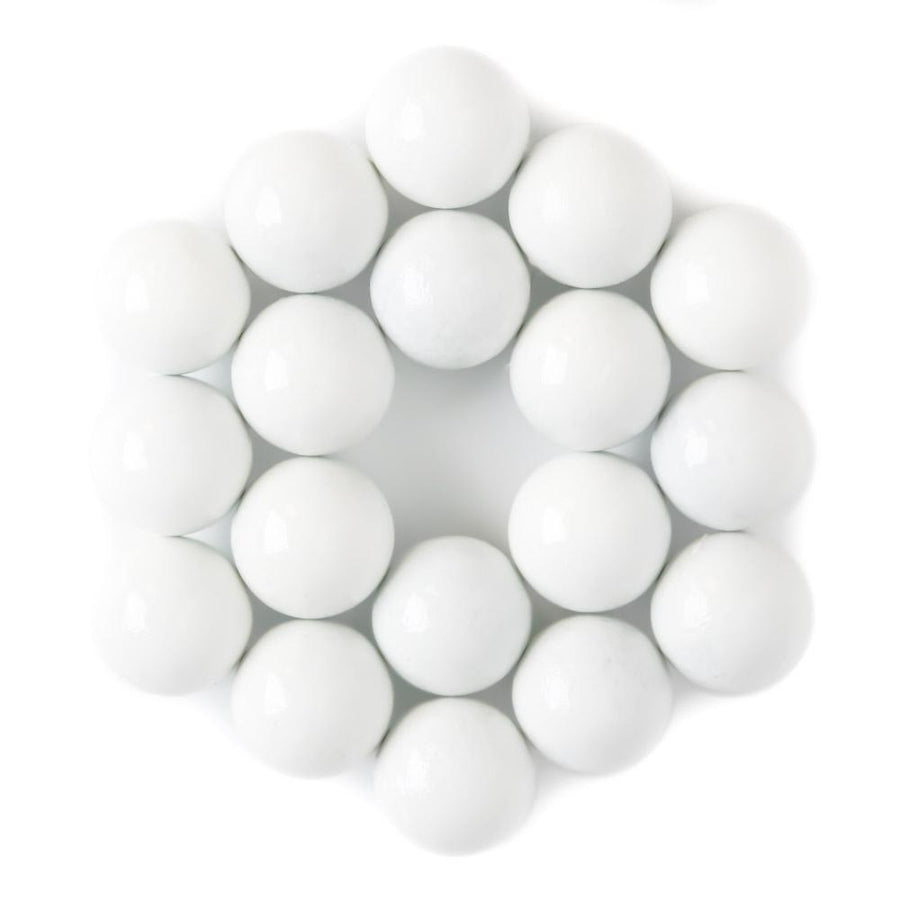 18 Hex: White Neoballs