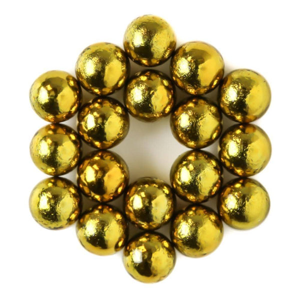18 Hex: Yellow Neoballs