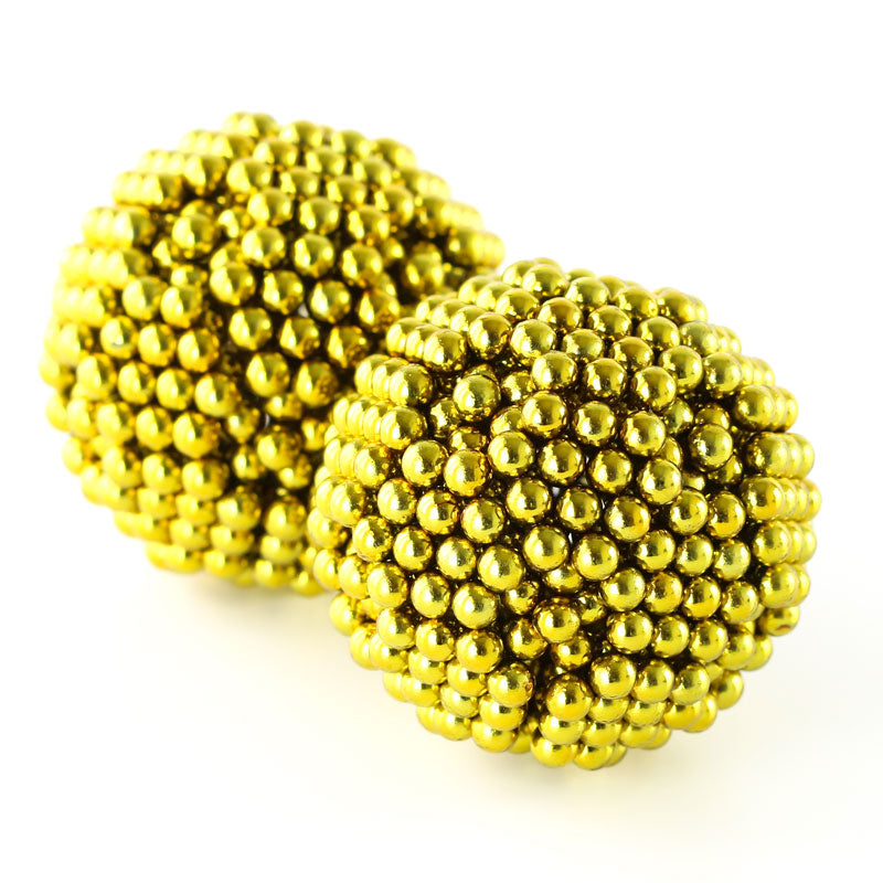 864 Yellow Neoballs Magnetic Balls by Zen Magnets