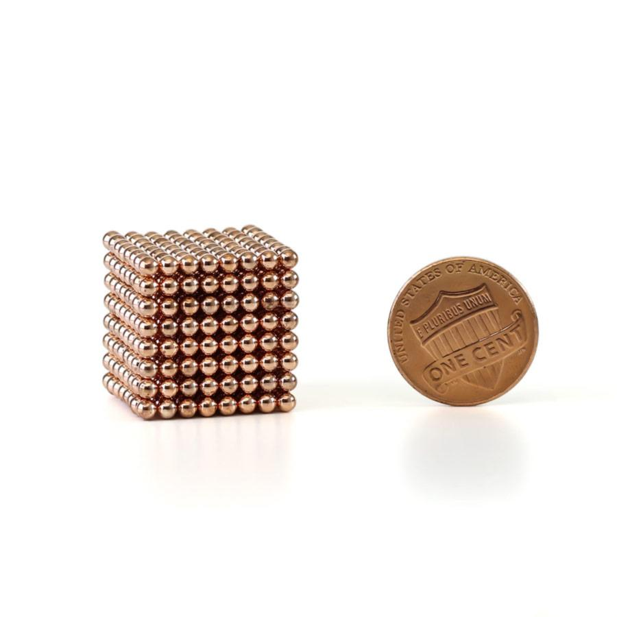 Speks Luxe Rose Gold Edition - By Buckyballs & Zen Creators