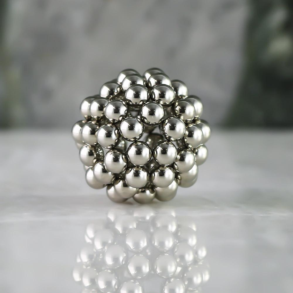 zen magnets mini set buckyball shape C60 fullerene