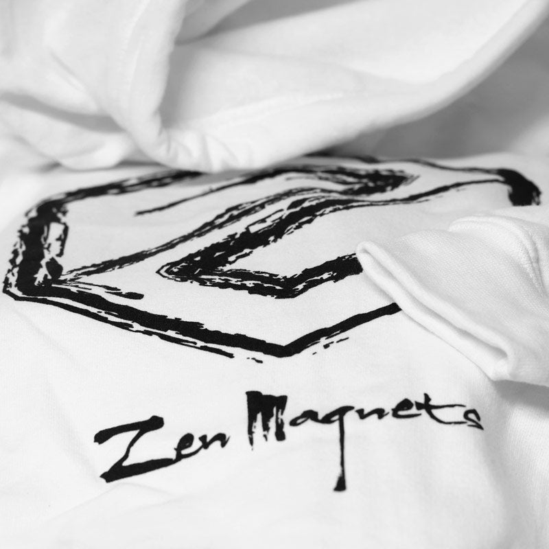 Zip-up Zen Magnets Hoodie