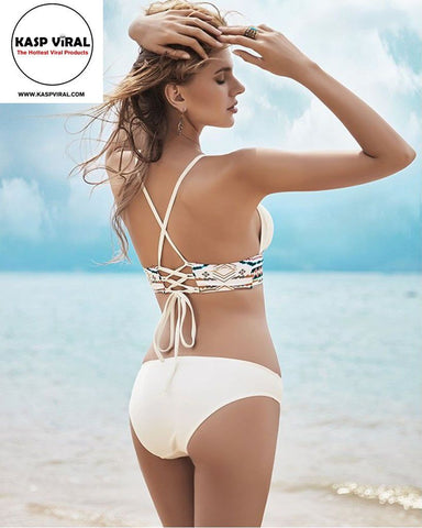 Image of 2017 Indian Template Two Piece Bikini Set