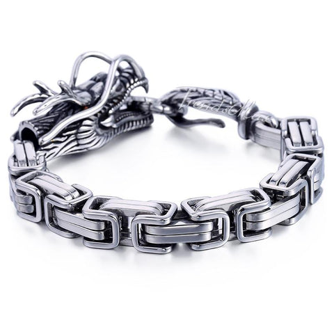 Eternal Dragon Bracelet