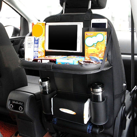 Vehicle Back Seat Organizer