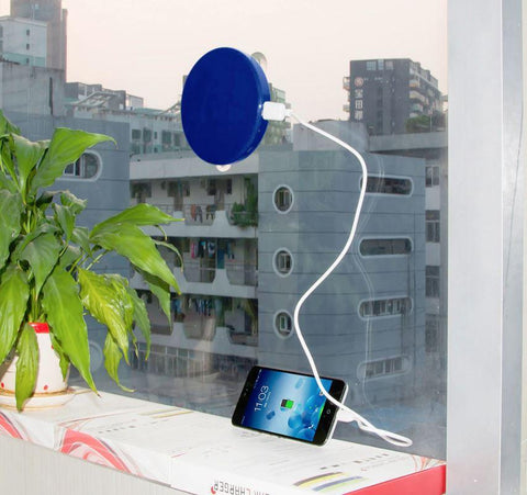 Image of Window Solar Phone Charger