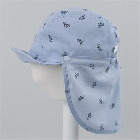 Image of Baby Sun Hat 6-18 Months 2 pcs/Set