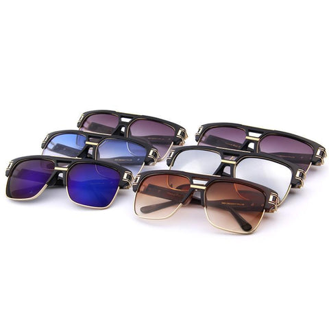 Image of Oversized Sunglasses