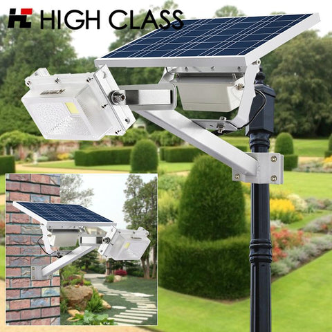Image of Garden Solar Lamp