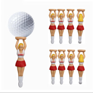 Cheerleaders Golf Tees
