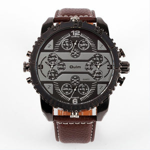 The Big Face Wristwatch