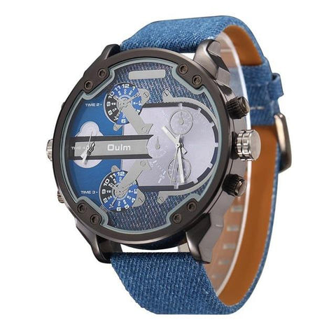 Image of Huge Face Quartz Watch