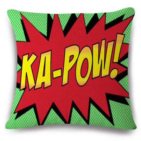 Image of Pop Art Cushion Covers