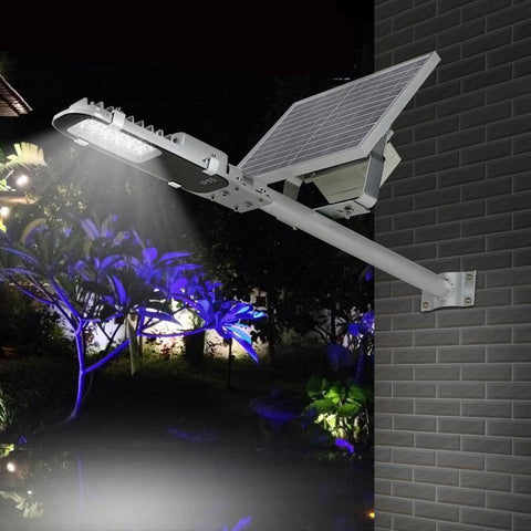 Image of Solar Light Street Lamp