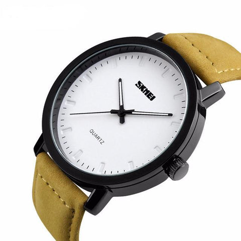 Mens Class Quartz Wristwatch