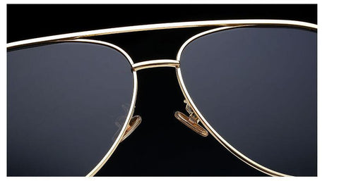 Image of HIGH KAY Aviator Sunglasses