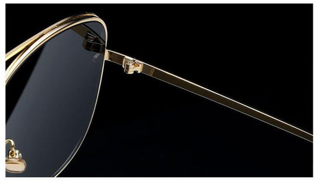 HIGH KAY Aviator Sunglasses