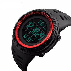 Men's Conquer LED Digital Watch
