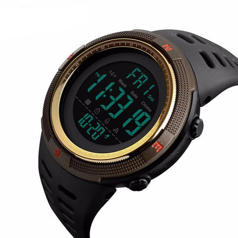 Image of Men's Conquer LED Digital Watch