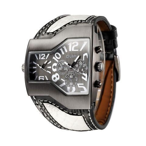 Image of Double Time Zone Sports Watch