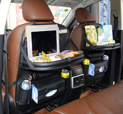 Image of Vehicle Back Seat Organizer