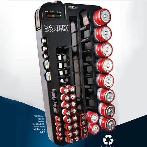Image of Battery Organizer